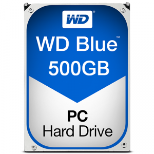"DISCO DURO 3.5"" WESTERN DIGITAL 500GB SATA3 BLUE 1"