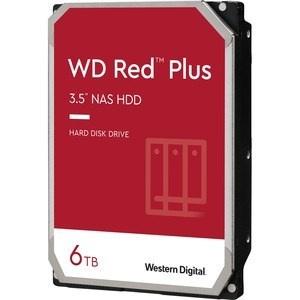 "DISCO DURO 3.5"" WESTERN DIGITAL 6TB RED PLUS SATA 600 1"
