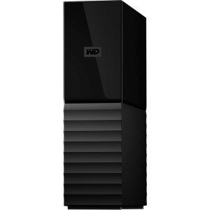 "DISCO DURO EXTERNO 3.5"" 6TB WESTERN DIGITAL MY BOOK USB 3.0 1"