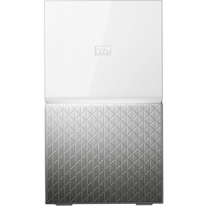 NAS WD 4TB 2BAY MY CLOUD HOME DUO USB 3.0 TYPE A 1