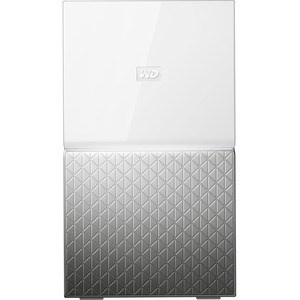 NAS WD 12TB 2BAY MY CLOUD HOME DUO USB 3.0 1