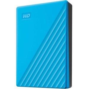 "DISCO DURO EXTERNO 2.5"" 4TB W D. MY PASSPORT  USB 3.0 AZUL 1"