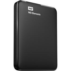 """DISCO DURO EXTERNO 2.5"""" 1TB WESTERN DIGITAL ELEM USB 3.0 1"""