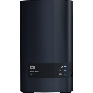 NAS WD 4TB 2BAY MY CLOUD EX2 ULTRA 1