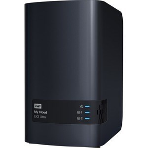 "NAS WD 16TB 2BAY MY CLOUD EX2 ULTRA 3.5"" 1"