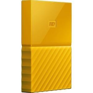 "DISCO DURO EXTERNO 2.5"" 1TB WD MY PASSPORT USB 3.0 YELLOW 1"