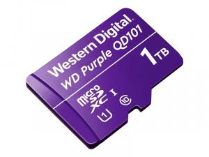 MEMORIA MICRO SDXC 1TB WD PURPLE CLASS 10/UHS-I 1