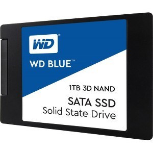 "DISCO DURO SOLIDO SSD WD BLUE 1TB 2.5"" SATA 3D 7MM 1"