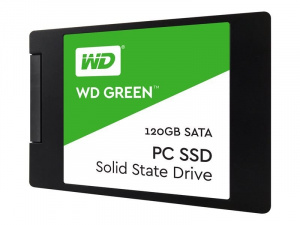 "DISCO DURO SOLIDO SSD WD GREEN  120GB 2.5"" SATA3 7MM 3D 1"