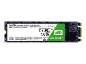 DISCO DURO SOLIDO SSD WD GREEN 120GB SATA III M.2 1