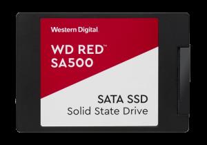 DISCO DURO SOLIDO SSD WD RED 2TB  SATA 3D NAND 1