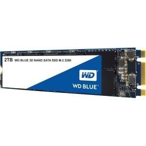 DISCO DURO SOLIDO SSD WD BLUE 2TB M.2 SATA 3D 1