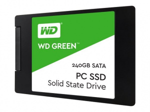"DISCO DURO SOLIDO SSD WD GREEN  240GB 2.5"" SATA3 7MM 3D 1"