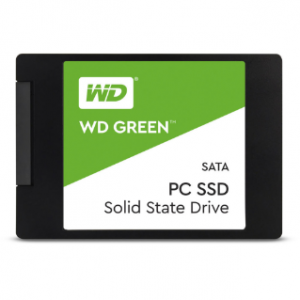 "DISCO DURO SOLIDO SSD WD GREEN 480GB 2.5"" SATA3 7MM 3D 1"