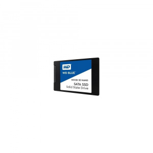"DISCO DURO SOLIDO SSD WD BLUE 500GB 2.5"" SATA 7MM 3D 1"