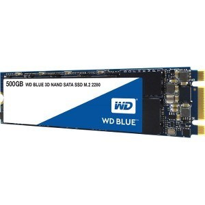 DISCO DURO SOLIDO SSD WD BLUE 500GB  M.2 3D 1