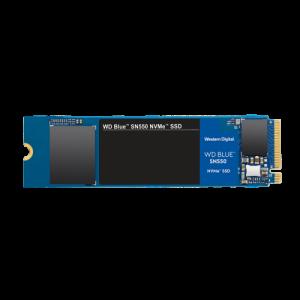 DISCO DURO SSD WD 500GB M.2 2280 NVME BLUE SN550 1