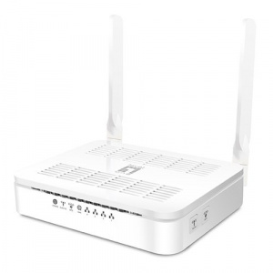 ROUTER WIFI LEVEL ONE AC1200 4P ETHERNET 2 ANTENA 1