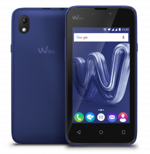 "TELEFONO MOVIL WIKO SUNNY MAX NAVY BLUE 4""/QC1.2/512/8GB 1"