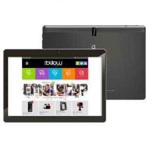"TABLET BILLOW 10.1"" IPS X101PRO NEGRO QC1.2/2GB/32 1"