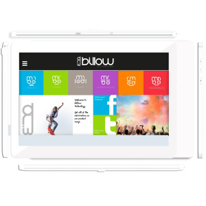 "TABLET BILLOW 10.1"" IPS X101 BLANCA QC1.2/1G/8GB 1"