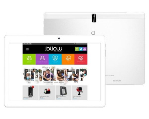 "TABLET BILLOW 10.1"" IPS X103PRO 3G PLATA QC1.2/2GB 1"