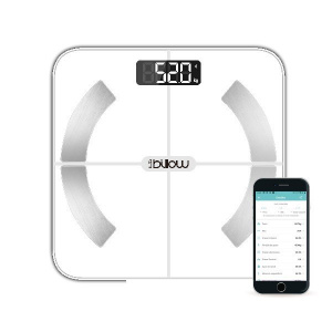 BASCULA BILLOW XFIT BODY COMPOSITION SCALE 1
