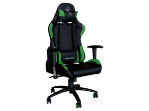 SILLA GAMER KEEP OUT XS200PRO VERDE 1