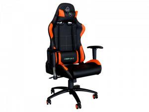 SILLA GAMER KEEP OUT XS200PRO NARANJA 1