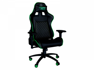 SILLA GAMER KEEP OUT XS700PRO VERDE 1