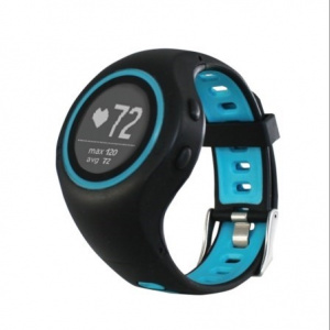RELOJ BILLOW SPORT WATCH GPS BLACK-BLUE 1