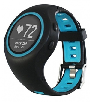 RELOJ BILLOW SPORT WATCH GPS BLACK-BLUE - ABIERTA 1