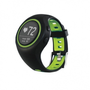 RELOJ BILLOW GPS SPORT WATCH BLACK-GREEN PISTACHO 1