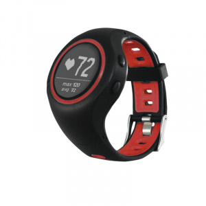 RELOJ BILLOW GPS SPORT WATCH BLACK-RED 1
