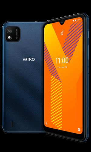 "TELEFONO MOVIL WIKO Y62 BLUE 6.01""/QC1.8/16G/1GB 1"