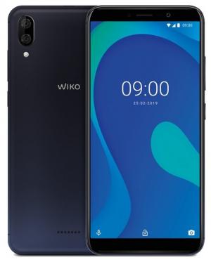 """TELEFONO MOVIL WIKO Y80 AZUL 5.99""""/OC1.6/32GB/2GB 1"""