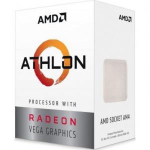 MICRO AMD AM4 ATHLON 200GE 3.2GHZ 2CORE 4MB 35W 1