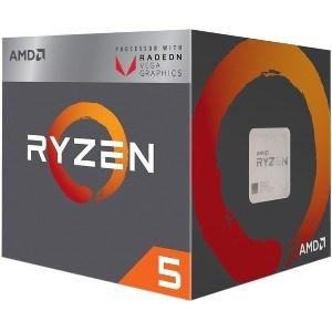 MICRO AMD AM4 RYZEN 5 2400G 3.9 GHZ 1