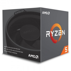 MICRO AMD AM4 RYZEN 5 2600 3.4GHZ 1