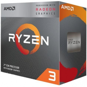 MICRO AMD AM4 RYZEN 3 3200G 3.6GHZ (4GHZ OC) 1