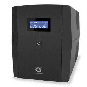 SAI 2200VA CONCEPTRONIC 1320W 6 IEC P LAN 1